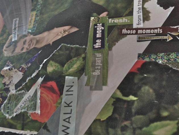 What can copywriters learn from collage?