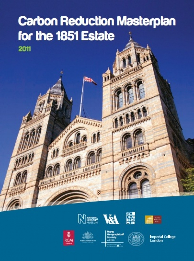 1851 Estate: Carbon Reduction Masterplan
