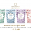 Alchemy: Packaging, website, PR