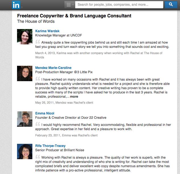 Rachel_HouseofWords_LinkedIn-screengrab